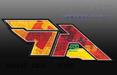 Hacker Logos - Binoc by erole