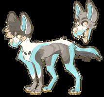 doggo adopt [closed] by HUNDOOMED