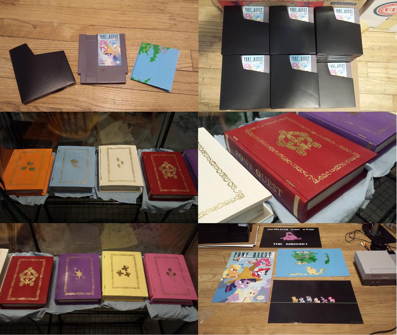 BronyCon 2015 Merchandise by NPCtendo