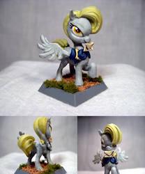 Miniature: Derpy the Mailmare