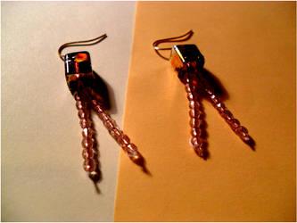 Earrings by PandoraV