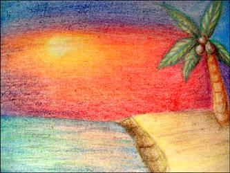 Sunset by PandoraV