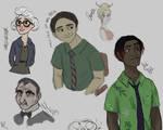 Zootopia Doodles