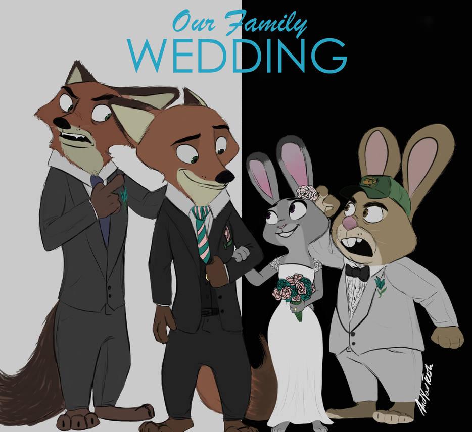 Our Family Wedding Au By Kungfufreak07 On Deviantart