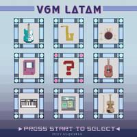 VGMLatam Cover [Commission]
