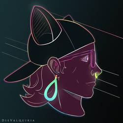 Neon [OC] by Die-Valquiria
