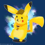 Detective Pikachu Doodle