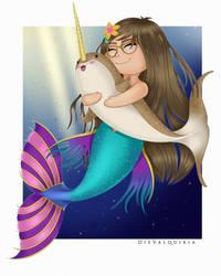 Mermaid [Commission]