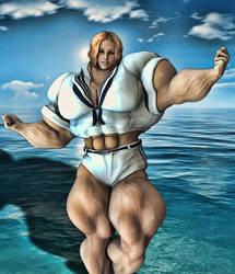 Sailor Sammy by TemplarGirl