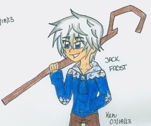 Jack Frost by XxGreenNinjaChickxX