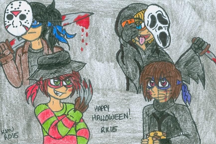 Turtle Halloween by XxGreenNinjaChickxX on DeviantArt