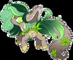 [closed] Fluxurie Pony flatsales M006