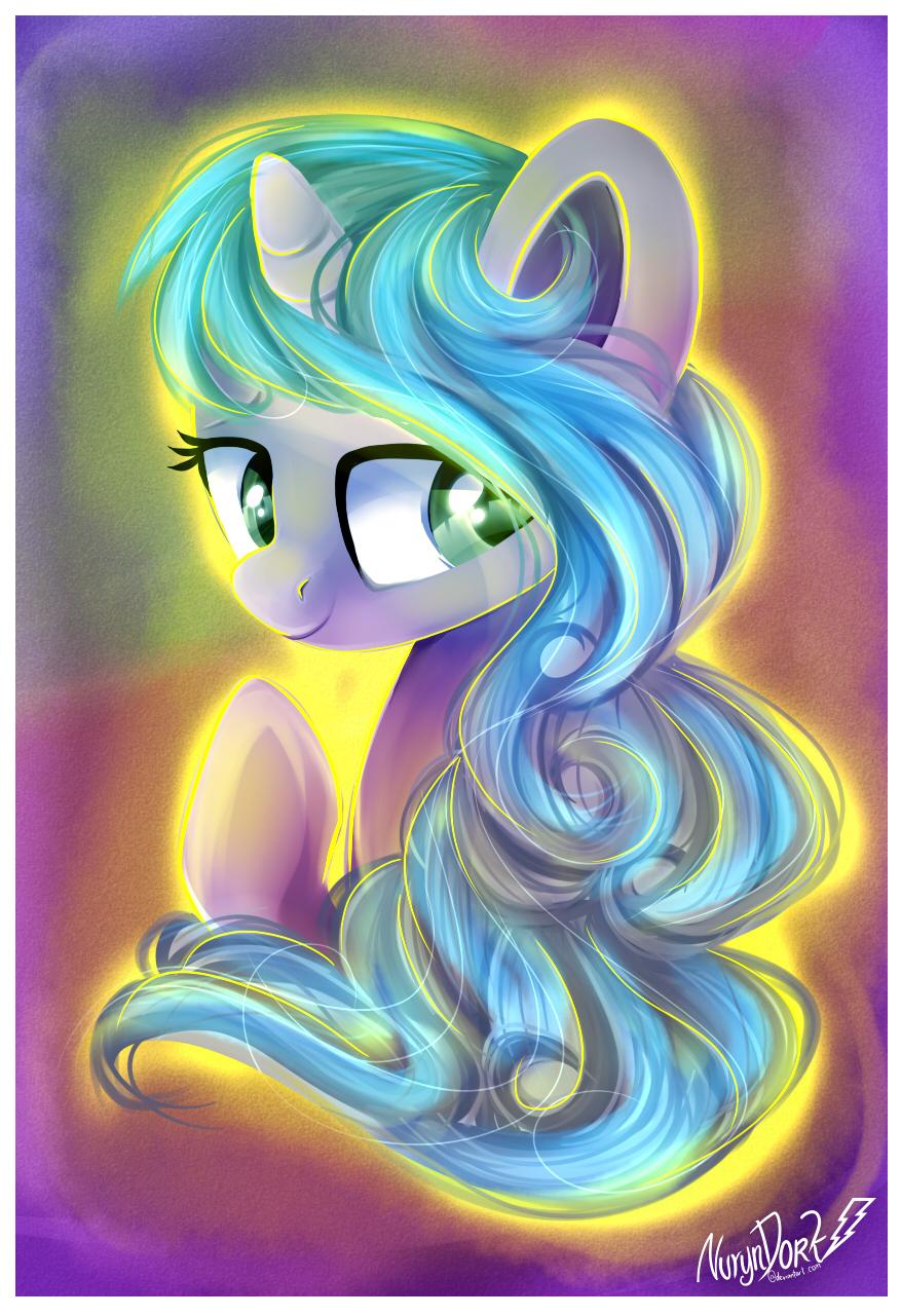 PRIZE - Glowing Hair
