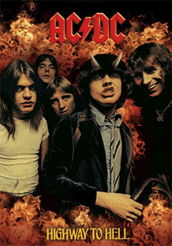 AC/DC Highway To Hell by countryboy1860 on DeviantArt