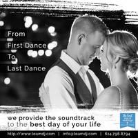 TEAM DJ advertisement
