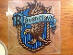{Perler} Ravenclaw House Crest