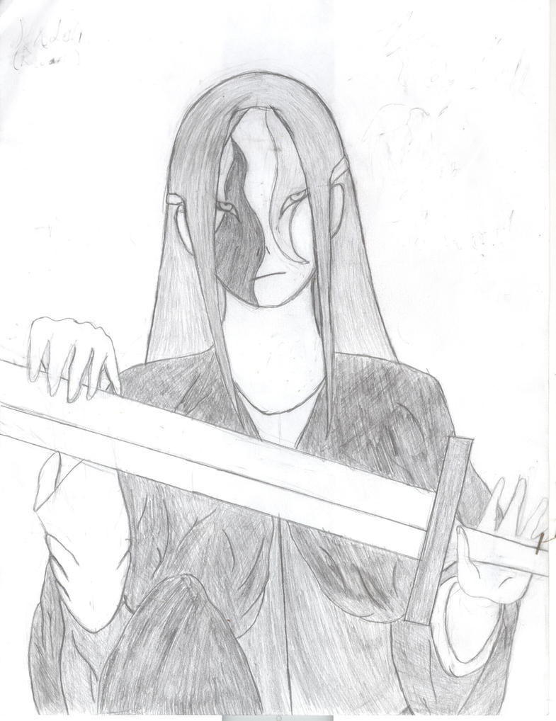 Kaden Kingdom of Masks by SynneWarrior