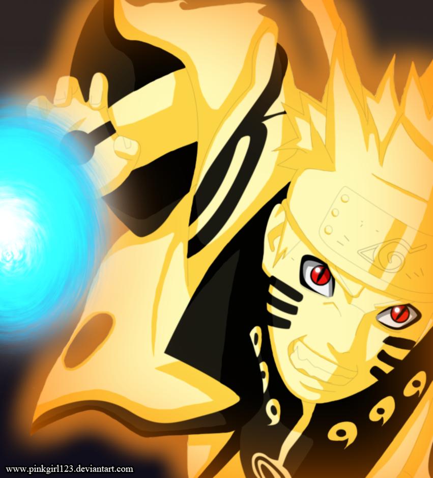Naruto Rasengan: Naruto 598 The Rasengan By PinkGirl123 On DeviantArt