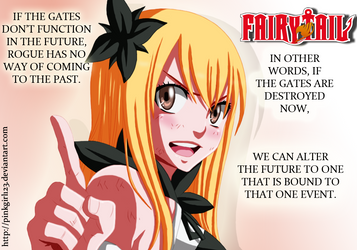 Lucy manga 336 by PinkGirl123
