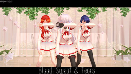 MMD - Blood Sweat and Tears