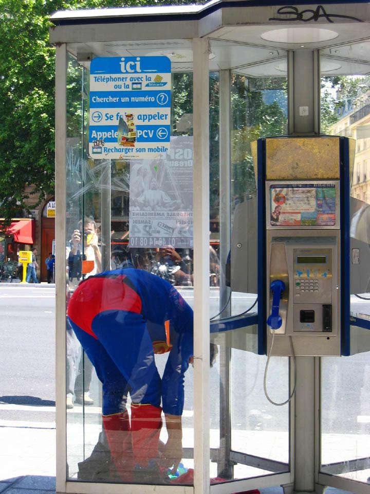 Superman by deprived-sanity