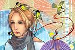 Hairbirds by alphyna