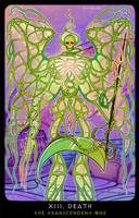 Planescape: Tarot. XIII. Death by alphyna