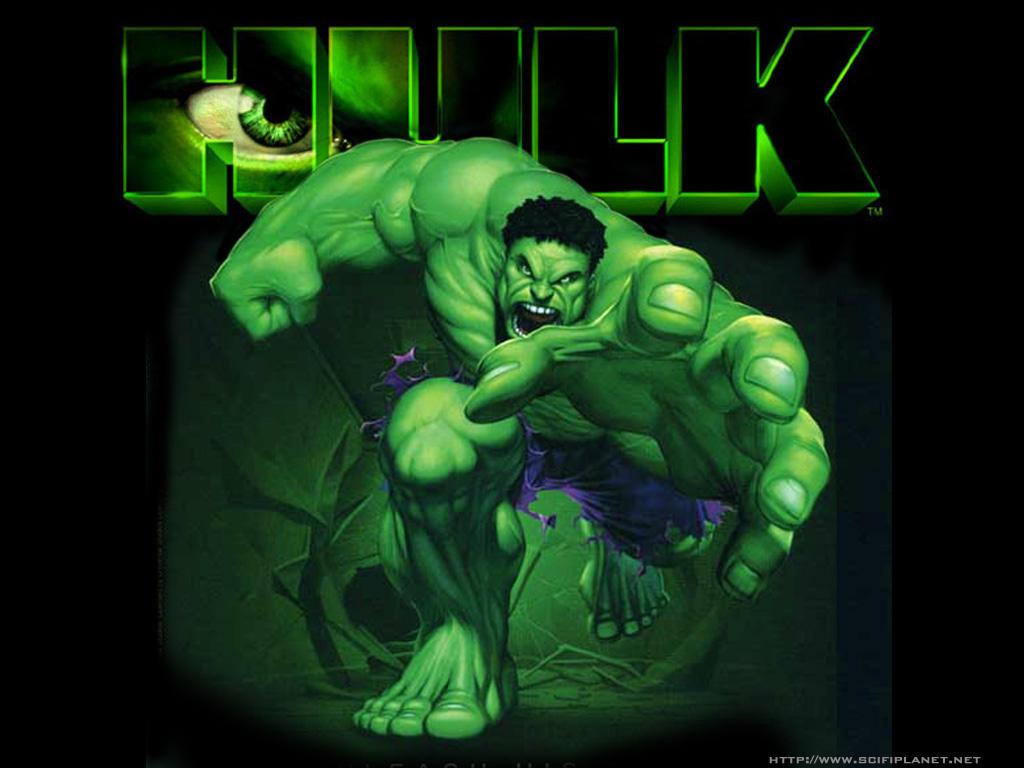 The Hulk by wickedv6