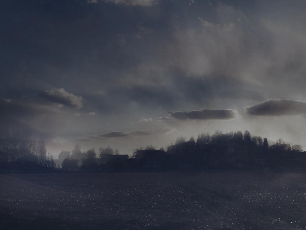 Imaginary Landscape by Amalus