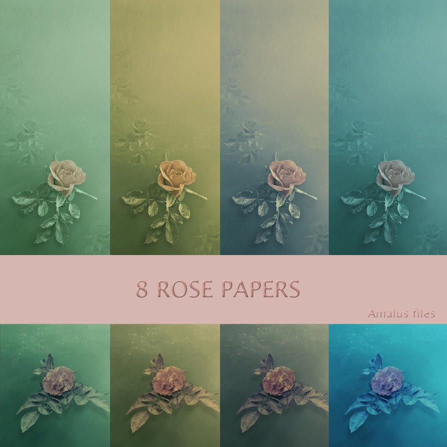 Rose textures by Amalus