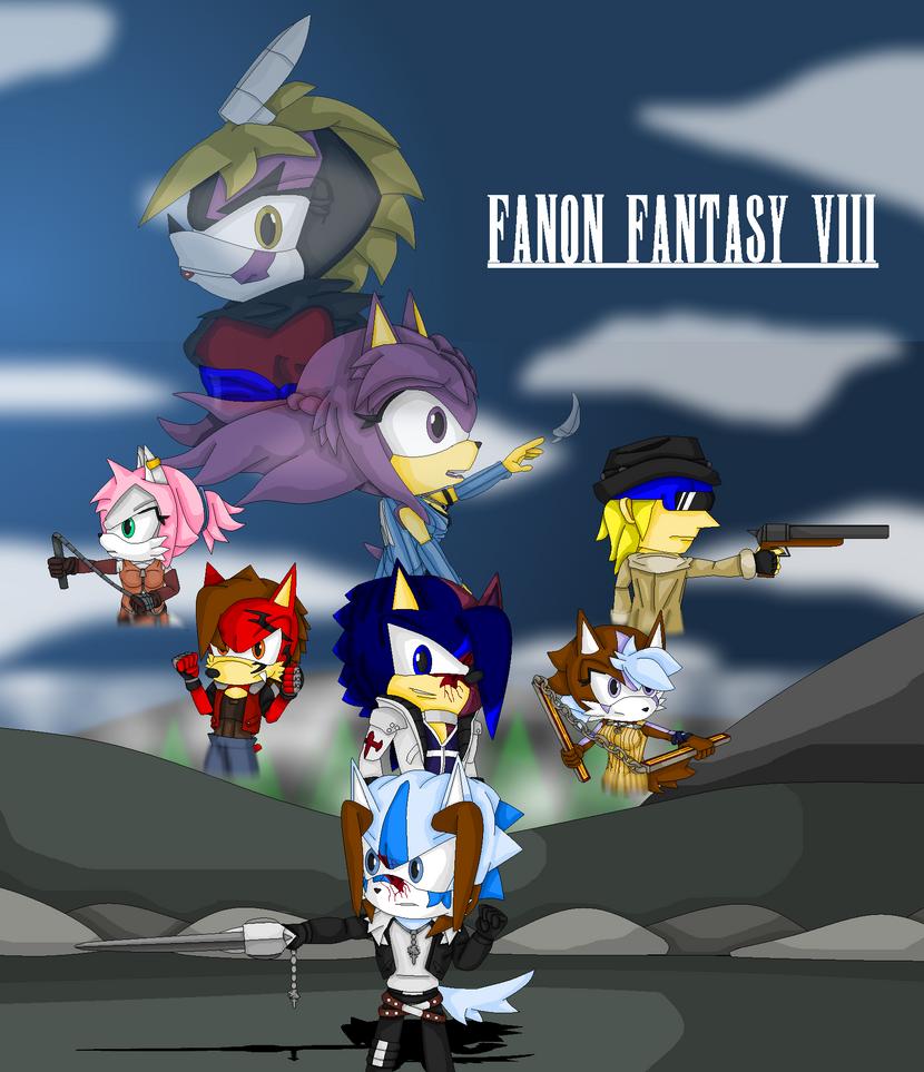 Fanon Fantasy VIII by JonicOokami7