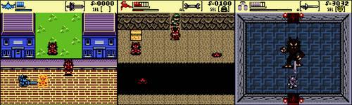 Barrage Squad Adventures (Mockups) by JonicOokami7