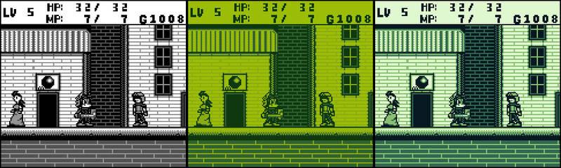 Airon/Hiro Pocket Quest