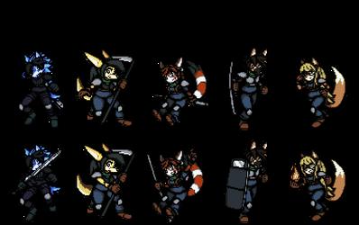 Millitary Force (SA3 Style)
