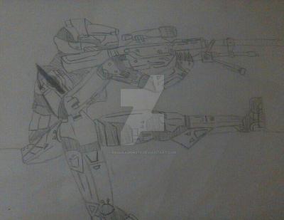 Scout Sniper by RedDragon979