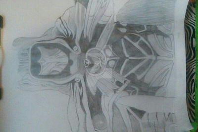 Nightengale Armor by RedDragon979