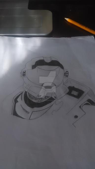 EOD Halo 3 Armor by RedDragon979