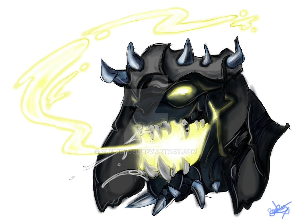 Darksiders 2 Absalom by chumbagel on DeviantArt