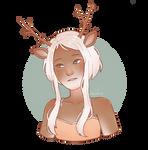 [ OC ] Deer