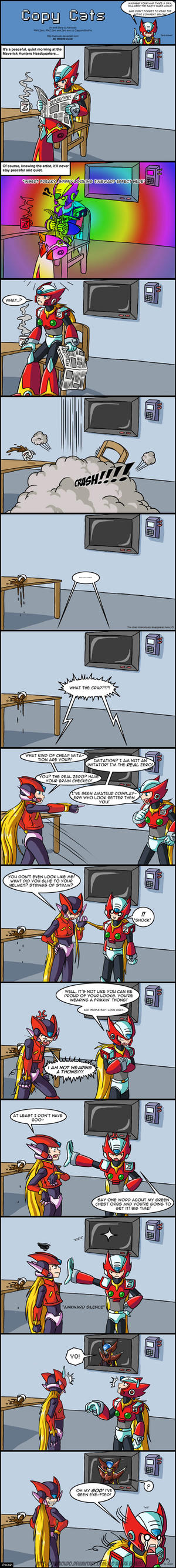 Comic - Copy Cats by Karioudo