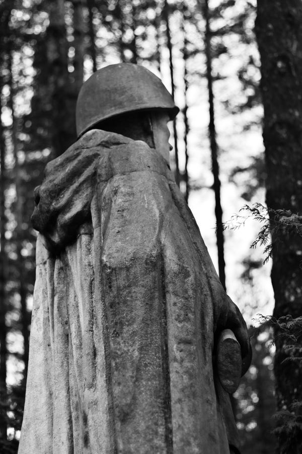 Forever on guard by BenKodjak
