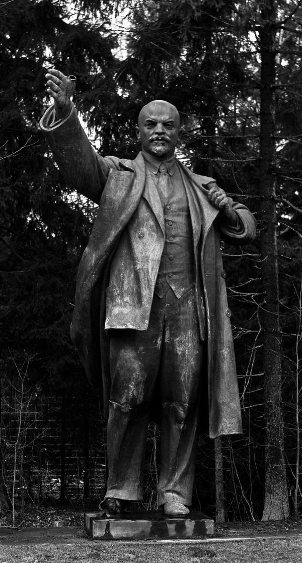 Lenin I by BenKodjak