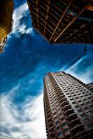 Madrid Sky by BenKodjak