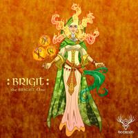 Brigid - The Bright One