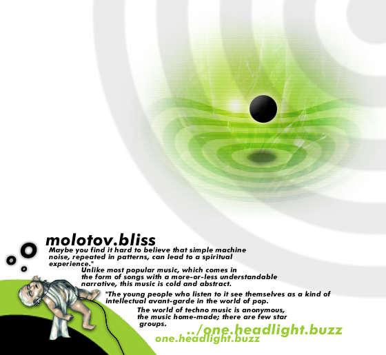 oneheadlightbuzz by B00MER