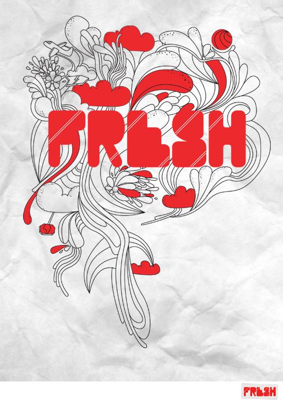 FRESH promo. by Espador