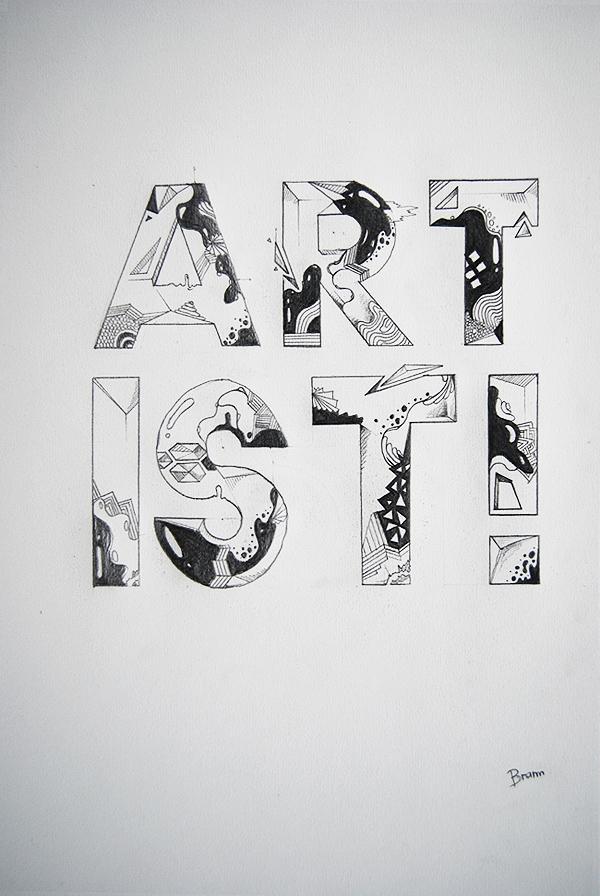 ARTIST. by Espador