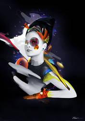 PANDA II by Espador