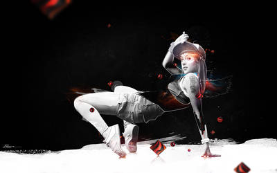 DANCE. by Espador