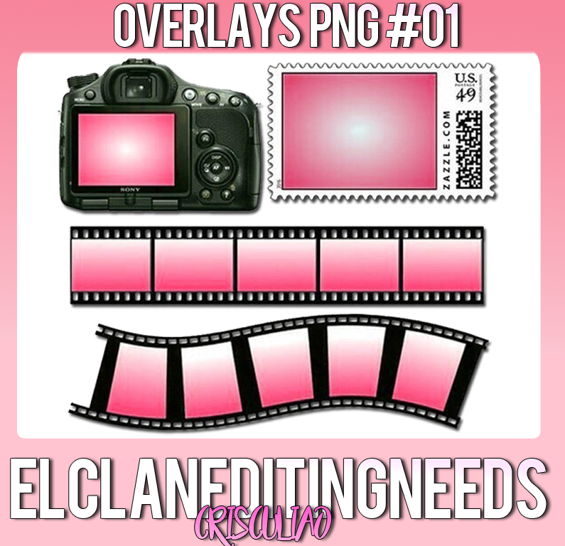 Overlays png #01 by crisculiao on DeviantArt